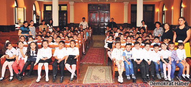 Hrant'ın sınıfında 126 öğrenci oldu