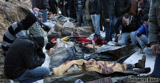 HRW'den Uludere için Alt Komisyon'a eleştiri