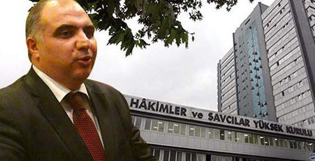 HSYK 1. Daire üyesi Gökçe 'kıyım kararnamesi' diyerek istifa etti!