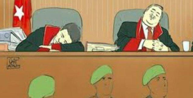 HSYK'dan 'uyuyan hâkime' soruşturma izni yok