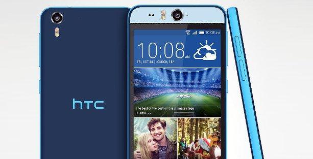 HTC Desire Eye nihayet Türkiye'de de satışa sunuldu