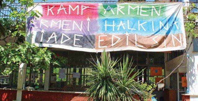 Hukukçular Kamp Armen'in iadesi için toplanıyor