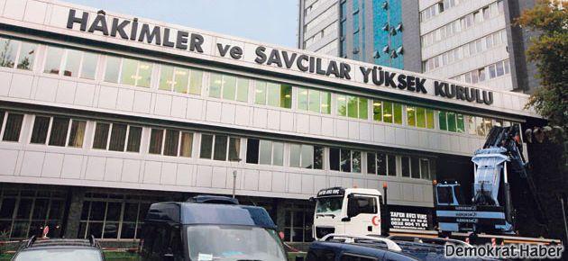 Hükümet HSYK'nın yapısını değiştirmeye hazırlanıyor