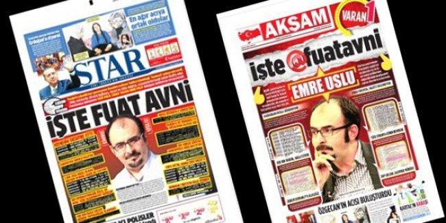 Hükümete yakın basın fuatavni'yi 'buldu': Emre Uslu