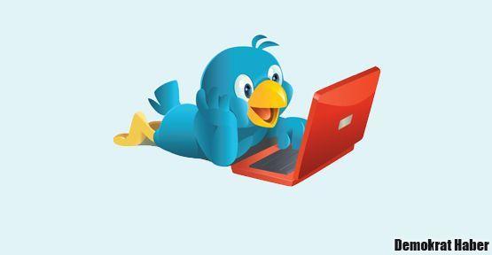 Tweet sildirmede Türkiye birinci