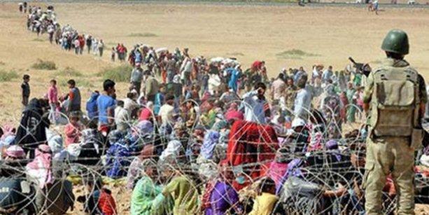Hükümetten 180 bin Kobanili'ye hiç yardım yok!