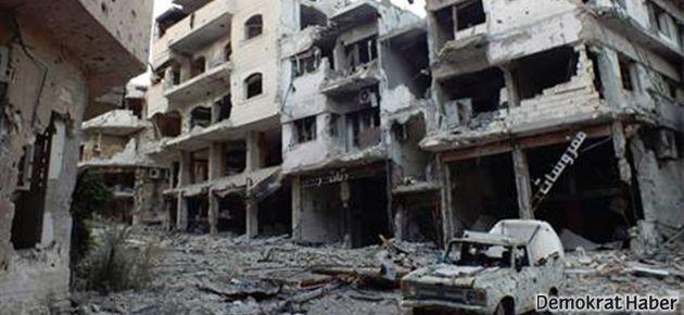 Humus'ta çatışma: 11 ölü