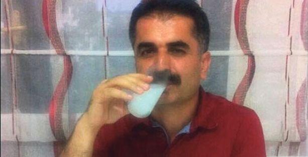 Hüseyin Aygün'den Beşiktaş'daki saldırıya rakılı protesto