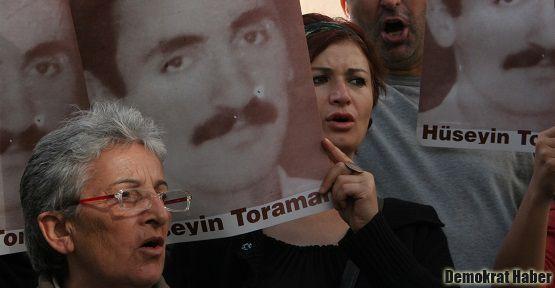 Hüseyin Toraman dosyasını kapatmak da AKP'ye nasip oldu!