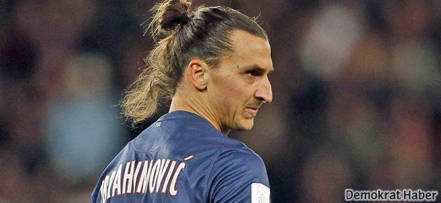 İbrahimovic'ten yine 'mesafe tanımayan' gol!