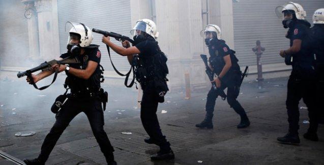 Polise öldürme yetkisi veren 'İç Güvenlik Paketi' kabul edildi