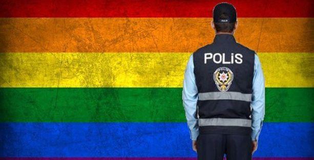 İçişleri Bakanlığı eşcinsel polis için: Bunlar ayıklanır