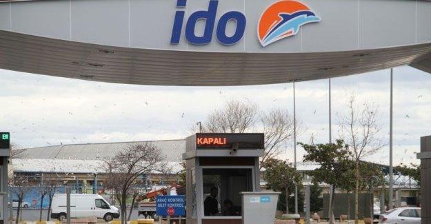 İDO ve BUDO bazı seferlerini iptal etti