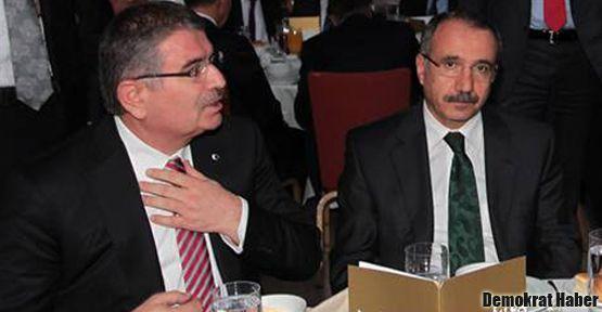 İdris Naim Şahin mecliste odasız kaldı