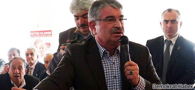 İdris Naim'den CHP adayına destek
