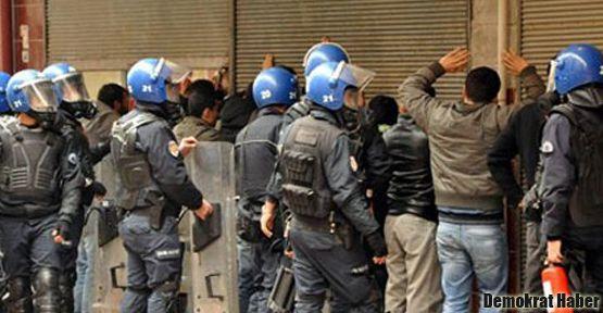 İHD: İki haftada 617 gözaltı, 69 tutuklama