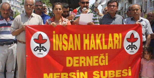 İHD: 940 yurttaş gözaltında kaybedildi