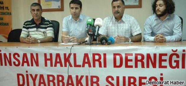 İHD: Türkiye derhal sınır kapılarını açmalı