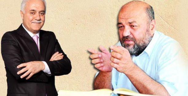 İhsan Eliaçık'tan Nihat Hatipoğlu'na sert eleştiri