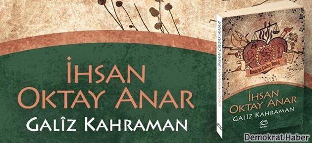 İhsan Oktay Anar'dan yeni bir kitap