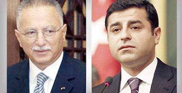 İhsanoğlu'na 2 milyon 130 bin, Demirtaş'a 361 bin TL bağış yapıldı