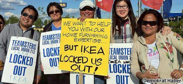 IKEA 11 ülkede protesto edilecek