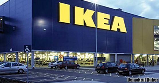 IKEA'da cumartesi eylem var
