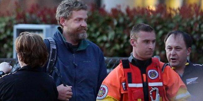 İki ay önce denizde kaybolan kişi sağ bulundu