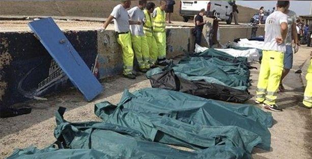İki günde 38 ceset sahile vurdu!