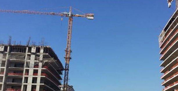 İki inşaatta iki ölüm