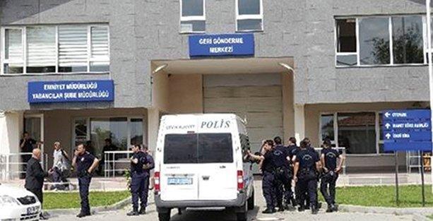İki IŞİD üyesi Kayseri'de tutuldukları polis merkezinden kaçtı!
