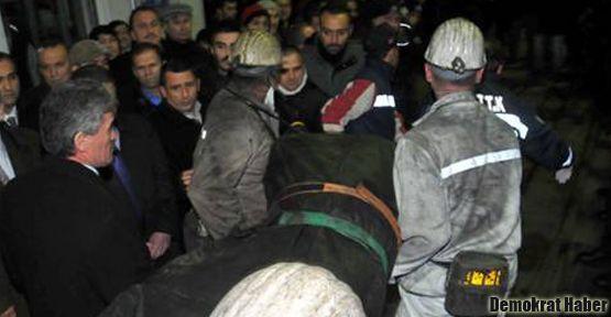 İki madencinin cansız bedeni bulundu