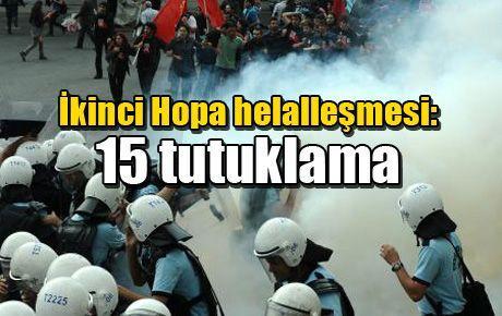 İkinci Hopa helalleşmesi: 15 tutuklama