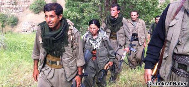 İkinci PKK'li grup da 'çekildi'