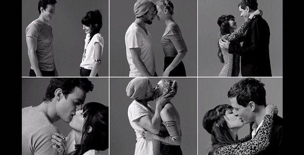 'İlk öpücük' videosu için öpüşecek 20 kişi aranıyor