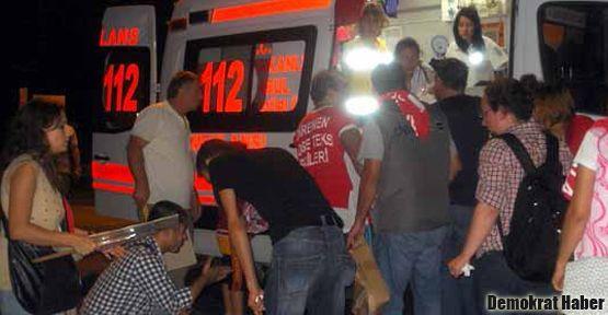 'İmdat Polis' hattı görevlisine polis şiddeti