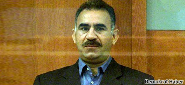 İmralı'ya üst düzey 8 PKK'li