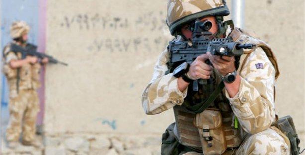 İngiltere 13 yıl sonra Afganistan'dan çıktı