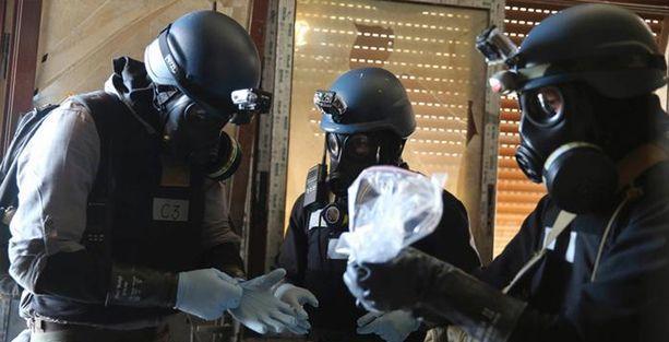 İngiltere Suriye'ye sarin malzemesi satmış!