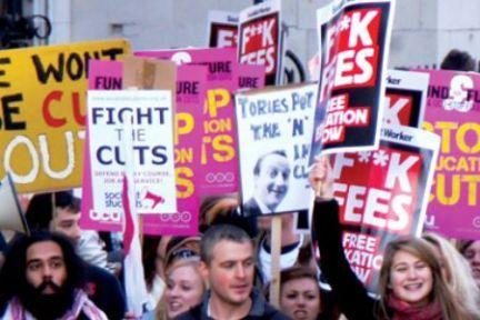 İngiltere'de büyük greve yoğun katılım