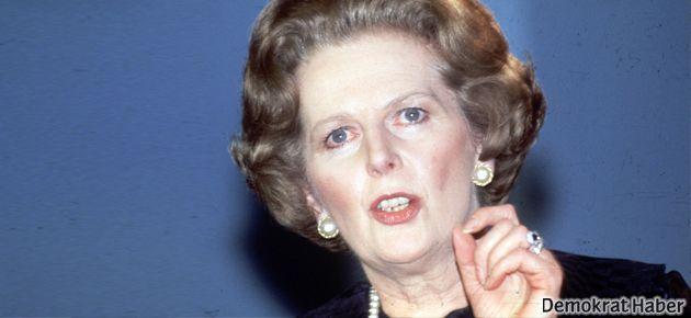 İngiltere'nin Demir Lady'si öldü