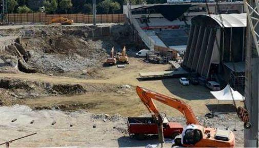 İnönü Stadı'nın yıkımı durduruldu