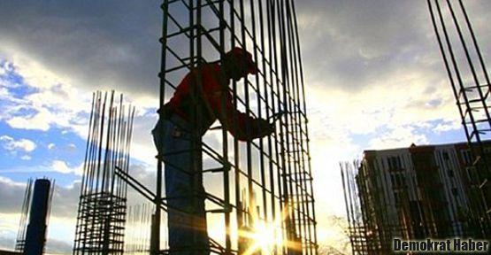 'İnşaat İşçilerinin Derneği' kuruldu