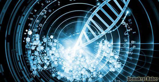 İnsan DNA'sı  flash belleğe dönüşecek