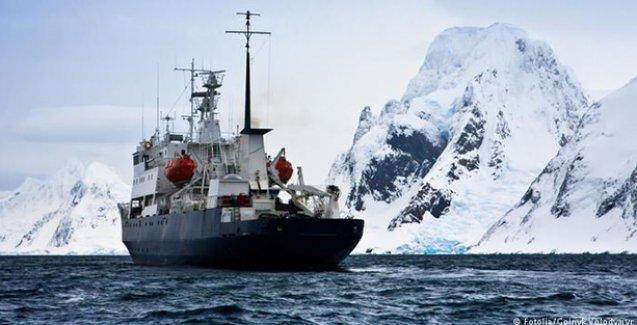 İnsanlığın anahtarı Antarktika'da