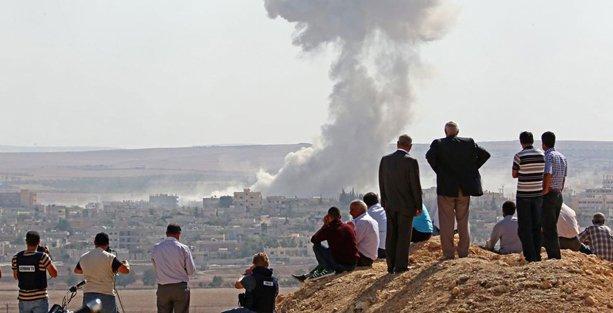 'İnsanlık için, Kobani için' küresel eylem