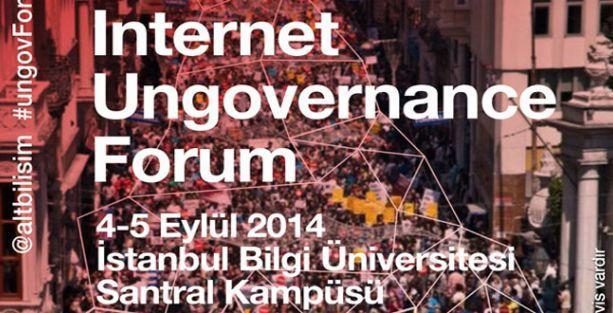İnternet UnGovernence Forumu sona erdi
