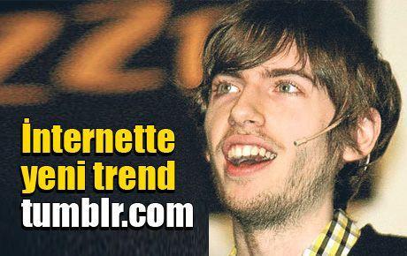 İnternette yeni trend tumblr.com
