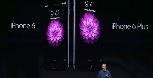 iPhone 6 ve iPhone 6 Plus için ilk gününde 4 milyondan fazla sipariş