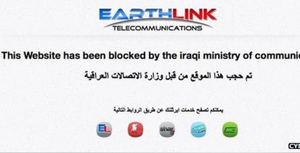 Irak, IŞİD'e karşı sosyal medyayı kısıtlıyor